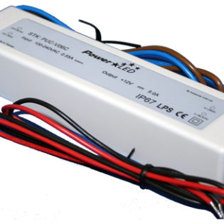 33.6W 9-48V 700mA IP67 Rated Constant Current LED Lighting Power Supply