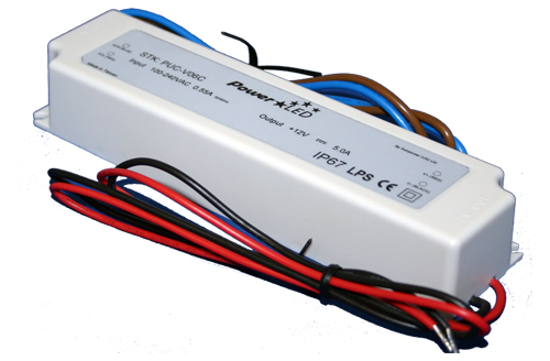 33.6W 9-48V 700mA IP67 Rated Constant Current LED Lighting Power Supply from PowerLED