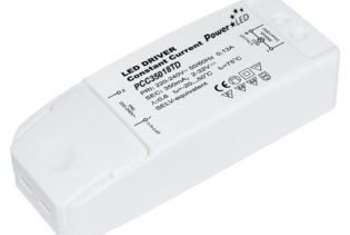 16W 2-34V 500mA Non IP Rated Constant Current LED Lighting Power Supply from PowerLED