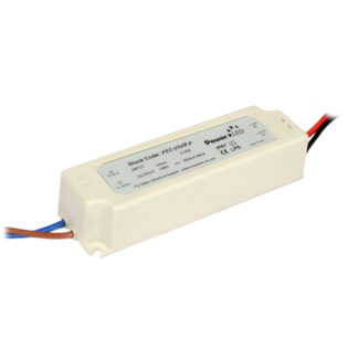 40W 15V 2.67A IP67 Rated Constant Voltage LED Lighting Power Supply