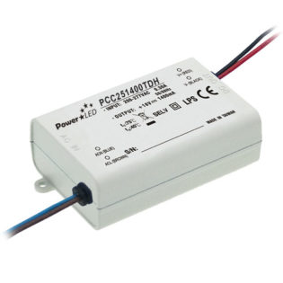 20.3W 40V-58V 350mA Triac Dimming Non IP Rated Constant Current LED Lighting Power Supply from PowerLED