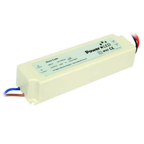 100.8W 48V 2.1A IP67 Rated Constant Voltage LED Lighting Power Supply