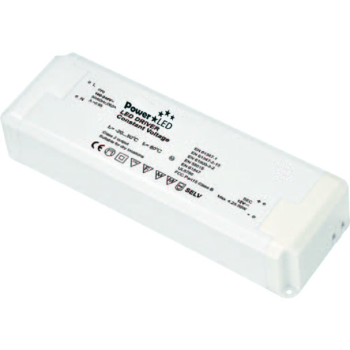 36W 1050mA Non IP Rated Constant Current LED Lighting Power Supply with Dimming Function