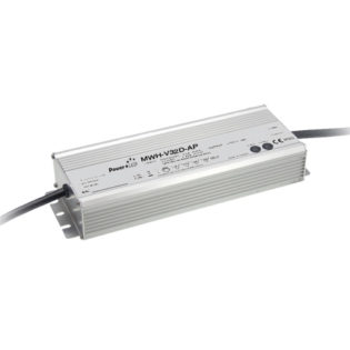 320.16W 24V 13.34A IP65 Rated Wide Input Constant Voltage LED Lighting Power Supply