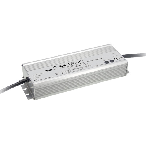 320.16W 24V 13.34A IP65 Rated Wide Input Constant Voltage LED Lighting Power Supply from PowerLED