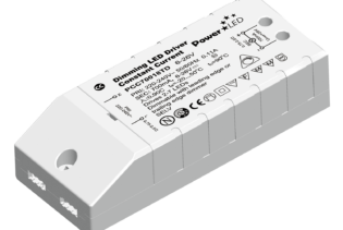 PCC9W-18W TD Series Triac Dimming Non IP Rated Constant Current LED Power Supplies