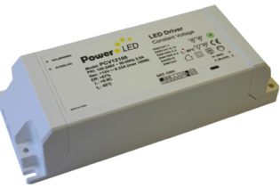 PCV12100 100W 12V Non IP Rated Constant Voltage LED Driver from PowerLED