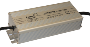 PCV36W-240W E Series IP65 Rated Constant Voltage LED Drivers