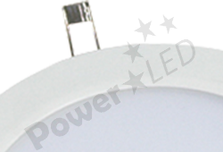 COMMERCE9W Series - 9W IP20 RoHS Compliant Recessed LED Light Fittings