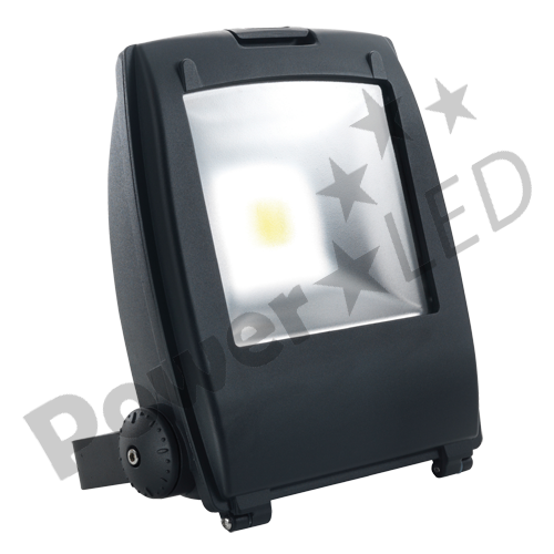 FLEX-50 Series - 50W IP65 Rated High Power Energy Saving LED Floodlights from PowerLED