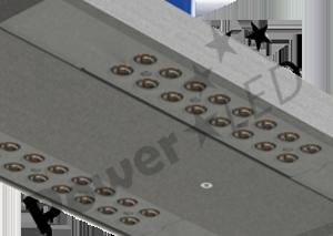 PATHFINDER65 - 65W IP65 RoHS Compliant Energy Saving Natural White LED Street Light