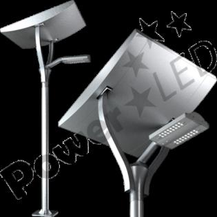SOLAR2600 - 26W/32W IP65 RoHS Compliant Natural White Solar LED Street Light