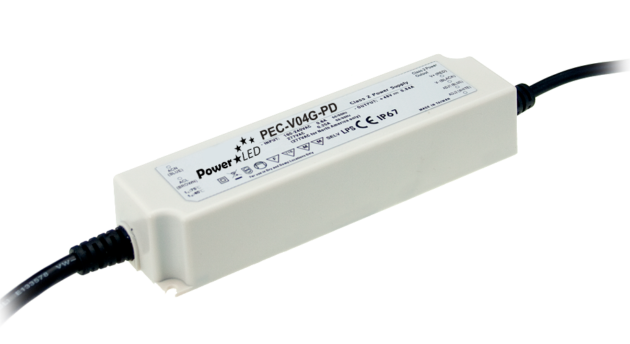 PEC-V04-PD Series - 40W Dimming Constant Voltage LED Drivers-0