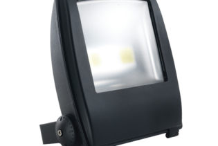 120W IP65 Rated High Power Energy Saving Warm White LED Floodlight