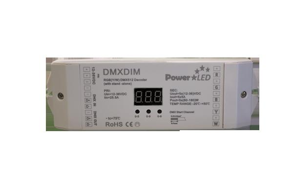 DMXDIM - DMX Dimmer from PowerLED