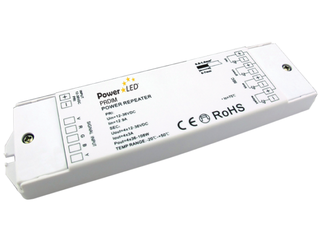 PR1DIM - LED Power Repeater from PowerLED