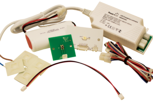 EMPACK2T - 2W Non Maintained LED Emergency Lighting Kit from PowerLED