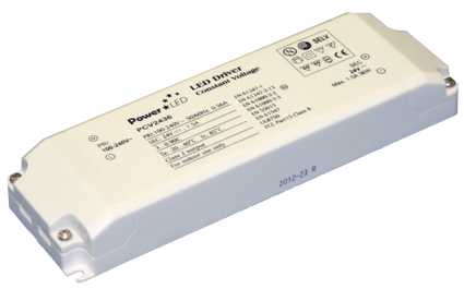 PSU002 Connect LED Driver - Suitable for Connect LED Light Bars up to 2100mm from PowerLED
