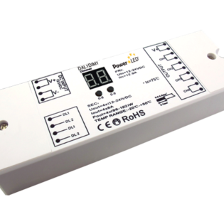 DALI Dimmer Series from PowerLED