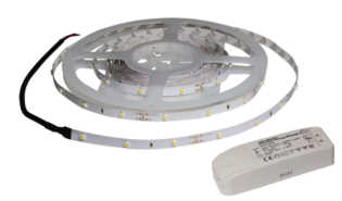 ECO Warm White IP20 Low Power Rated Energy Saving LED Flexi Strip Kit - ECO2MPW