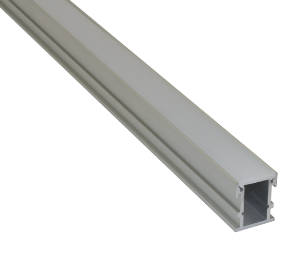 EXT9 - Recessed Mounted Flexible Strip Aluminium Extrusion from PowerLed