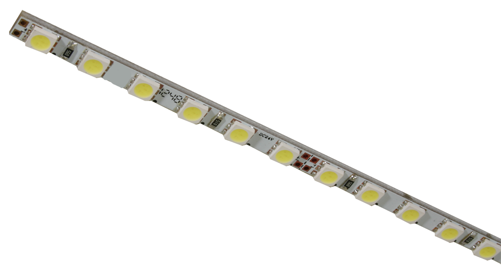 R6-C5050-24-42-IP20 RIGID PCB LED strip light bar from PowerLED