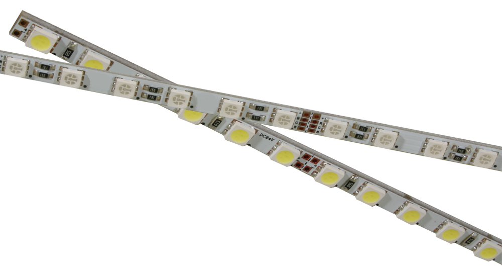RIGID Series RIGID PCB LED Strip Light Bars from PowerLED
