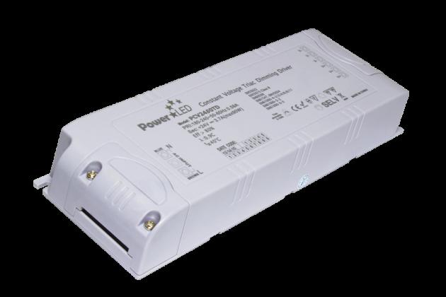 PCV80TD Series - 80W Triac Dimming Constant Voltage LED Lighting Power Supplies