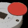 TRIO-3RW30K 3W White Round 3000K LED Light - Magnetic Attachment