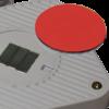TRIO-3SB60K 3W Black Square 6000K LED Light - Magnetic Attachment
