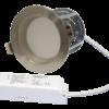 "ZEN4 11W3K-SN 11W Fixed 4"" Round 3000K Satin Nickel LED Downlight"