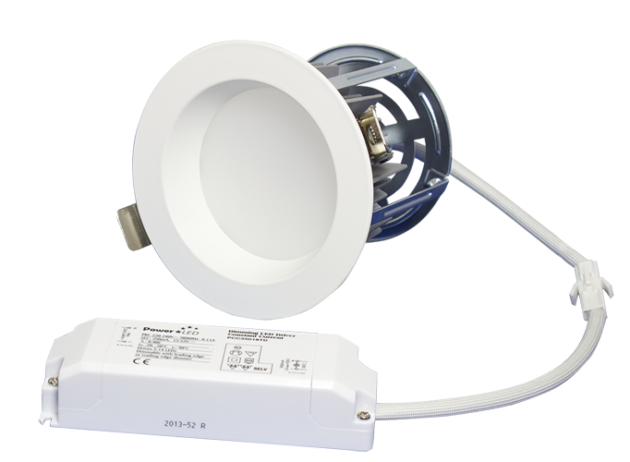 "ZEN5 Series 16W 5"" Dimming LED Downlight Kit"