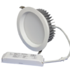 "ZEN7 22W4K-W 22W Fixed 7"" Round 4000K White LED Downlight"