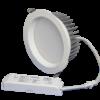 "ZEN8 35W3K-W 35W Fixed 8"" Round 3000K White LED Downlight"