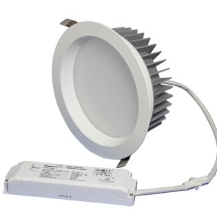 "ZEN8 Series 35W 8"" Dimming LED Downlight Kit"