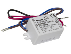 PCC4 Series - 4W Constant Current LED Drivers from PowerLED