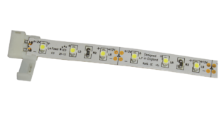 10C-2-20 Solderless In-Line Joining Connectors for 10mm LED Flexi Strip