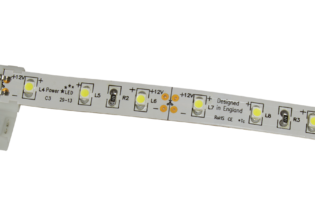 12C-2 Solderless In-Line Joining Connectors for 12mm RGB+W LED Flexible tape