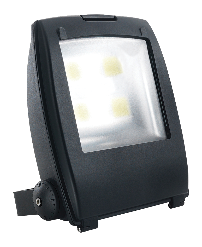 FLEX200C - 200W IP65 Rated High Power Energy Saving Cool White LED Floodlight