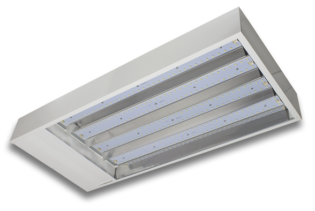 LOWBAY 12050K - 120W 5000K Slim LED Low Bay Light