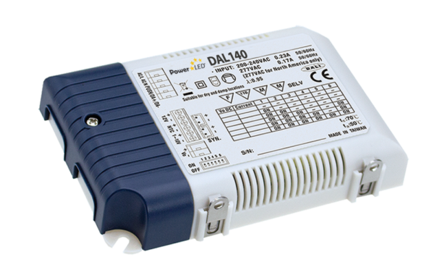 DAL140 - Dali Dimming Constant Current LED Driver