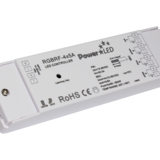 RGBRF - 4X5A - RF Wireless Remote Contoller