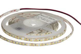 FS8-W1210-12-120-IP20 - Warm White Edge Side Lit 8mm IP20 60 LEDs Per Metre