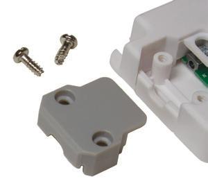 TRIO-3RW30K-TD 3W White Round 3000K LED Light - AC Connection