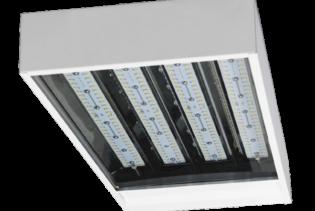 LOWBAY 12050K-MS - LED Low Bay 120W 5000K with Microwave on/off Sensor