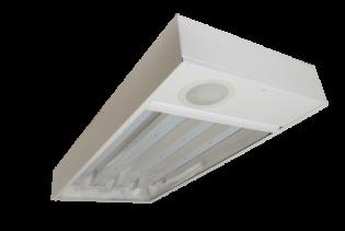 LOWBAY 8050K-DH - LED Low Bay 77W 5000K with Daylight Harvesting Sensor