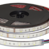 F10-RGBW-12-60-IP68 - 12Vdc RGBW Tape 60 LEDs Per Metre IP68 Rated 10mm LED Flexi Strip