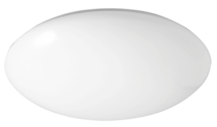 Oyster Bulkhead Light with Emergency Pack Series