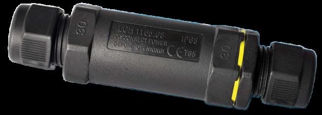 ICON-THRU IP68 2Way Icon Waterproof Connector