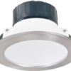 MINIZ4-9W4K-W - 9W 4000K 750LM Recessed LED Down Light - Satin Nickel Trim